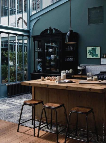 Las diez cocinas m s hermosas jam s vistas con cual de for Azulejos para entradas