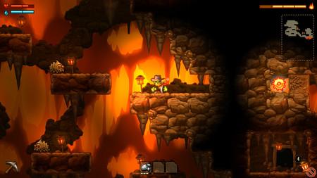Steamworld Dig 02