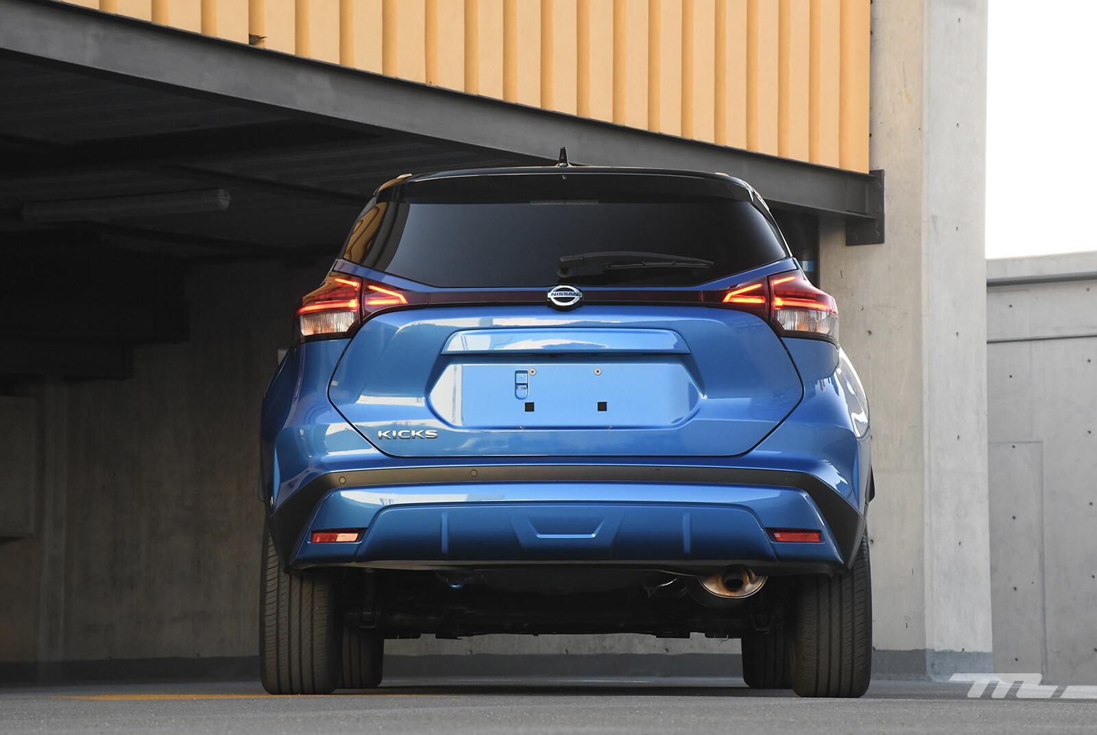 Foto de Nissan Kicks 2021 (prueba) (9/31)