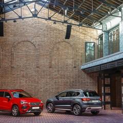 Foto 10 de 64 de la galería seat-ateca-2020-contacto en Motorpasión