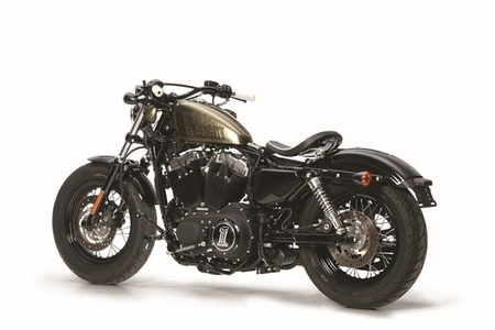 Harley Davidson Forty-Eight Sweet Seventies