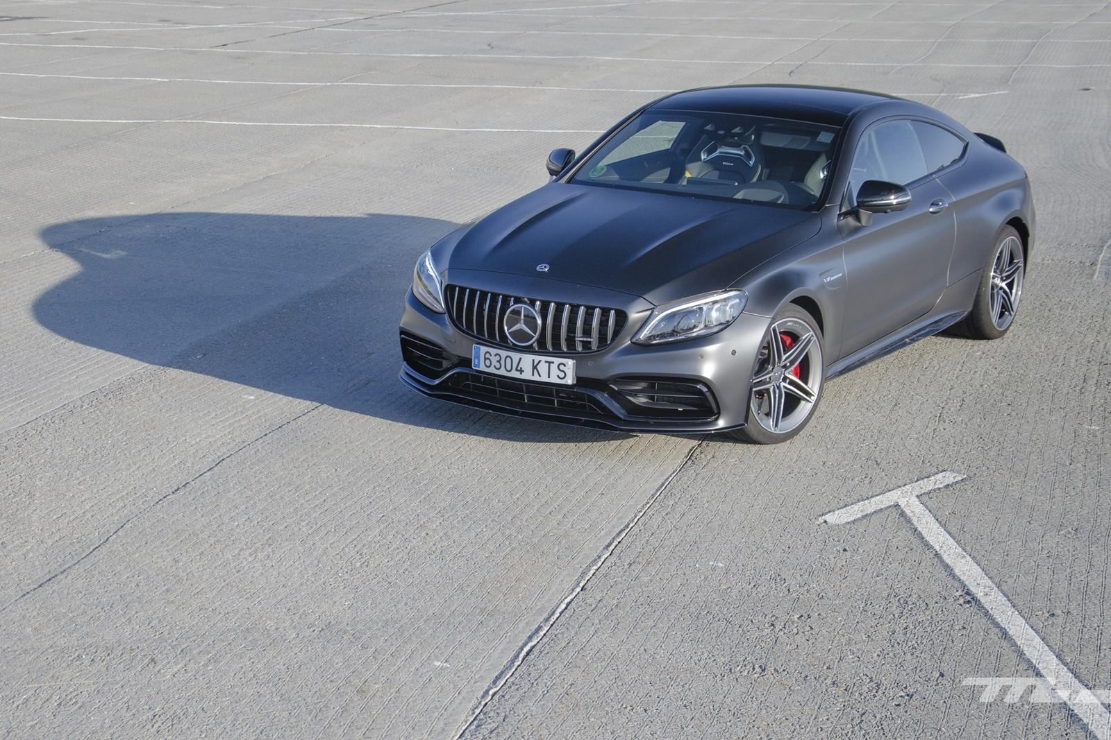 Foto de Mercedes-AMG C 63 S 2019, prueba (45/53)