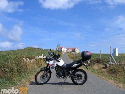 Derbi Terra Adventure 125 Estaca de Bares-Touriñán