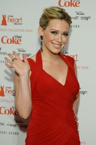 El estilo de Hilary Duff