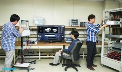 Samsung concluye con éxito las primeras pruebas de una red 5G