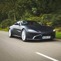 Aston Martin Vantage Roadster 2020 se deja ver previo a su lanzamiento