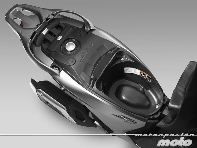 Honda Scoopy SH125i 2013