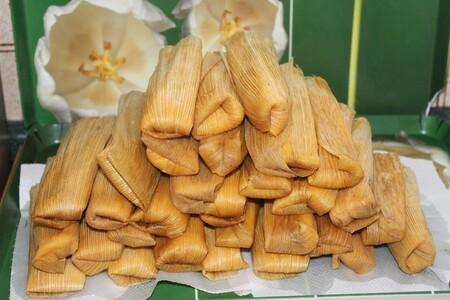 Tamales verdes con pollo receta fácil Thermomix. Comida mexicana para disfrutar este Día de la Candelaria