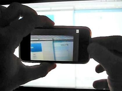 Grabación de vídeo en el iPhone