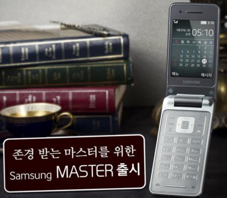 Samsung Master: los teléfonos de concha vuelven a ser actualidad
