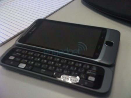 T-Mobile G2, el HTC Vision americano se deja ver en imágenes
