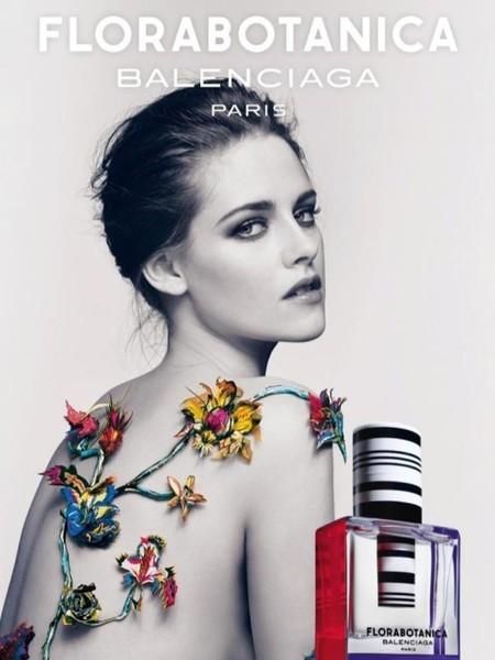 La nueva y sensual imagen de Kristen Stewart para Balenciaga