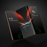 Galaxy Z Fold Tab será el primer dispositivo de Samsung que se podrá doblar en tres partes, según Gizmochina