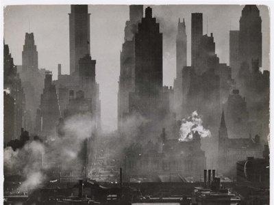 Andreas Feininger, el maestro del reportaje fotográfico como expresión artística