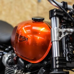 Foto 15 de 34 de la galería triumph-street-twin-naranja-britanica en Motorpasion Moto