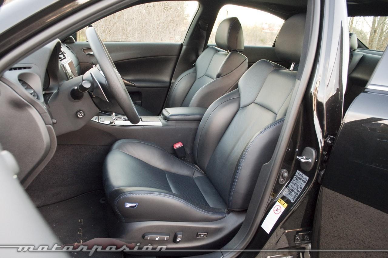Foto de Lexus IS F (prueba) (24/46)