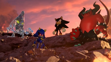 Los villanos de Sonic Forces protagonizan su nuevo tráiler ¡y entre ellos estará Shadow! [E3 2017]