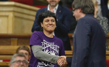Anna Gabriel y su huida a Ginebra: de qué le acusa el Supremo y qué dicen las leyes suizas
