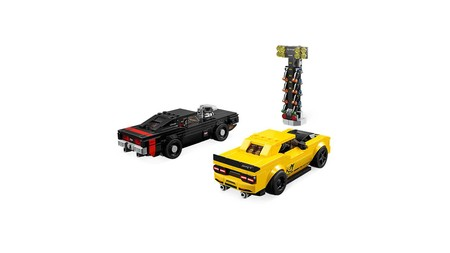 Lego Speed Champions Dodge 3