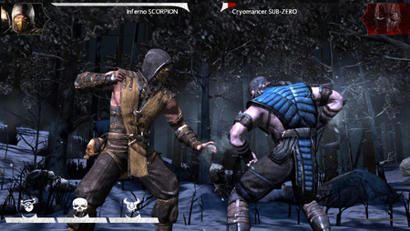 Mortal Kombat X Ios Android 10