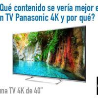 Participa y gana un TV Panasonic 4K: el televisor 4K de los expertos [finalizado]