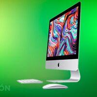 El iMac de 21 pulgadas con procesador i3 y pantalla 4K te espera por 180 euros menos en PcComponentes