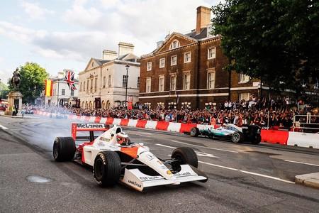 Londres F1 2018
