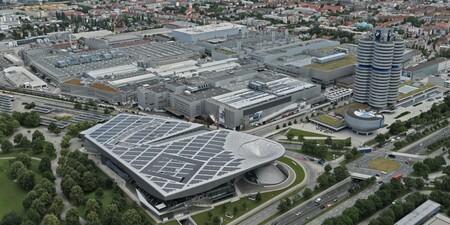 Bmw Dejara De Contruir Motores De Combustion Interna En Munich 2