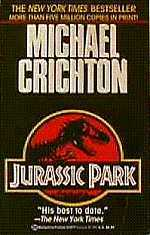 'Parque Jurásico' de Michael Crichton