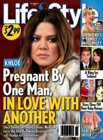 Otra Kardashian, en pleno berenjenal
