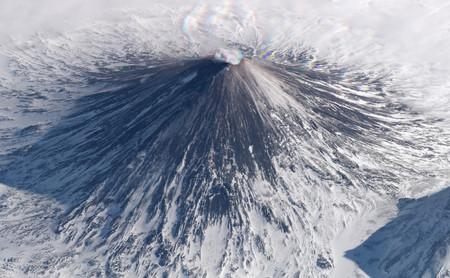 Volcan Klyuchevskaya