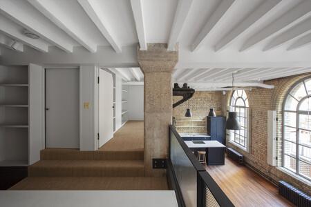 Yard Architects Bankside Loft Apartment 15