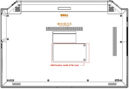 Dell Latitude Z at FCC