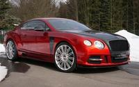 Bentley Continental GT Sanguis