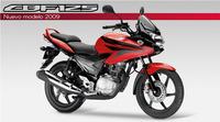 Honda CBF 125, la económica de la marca