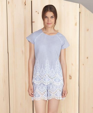 8 pijamas bien frescos para comprar en rebajas y no pasar calor