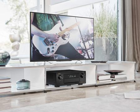 Denon lanza dos nuevos receptores de AV para la gama alta dentro de la familia HEOS