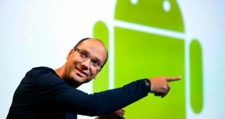 Andy Rubin, cofundador de Android, anuncia su partida de Google