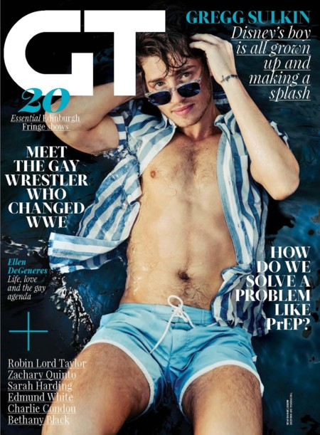 Portada Revistas De Moda Agosto 2016 Trendencias Hombre 02