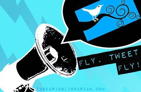 Twitter permite recibir mensajes directos de cualquiera que nos siga, cuidado con el spam