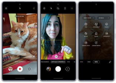 Samsung Galaxy S10 Lite S10 Camara App 02