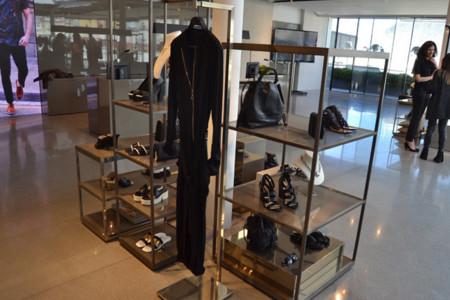 Zara conjunto Serrano Madrid showroom
