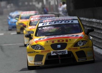 SEAT mantiene coche y pilotos en 2009