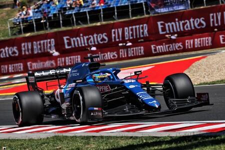 Alonso Hungria F1 2021