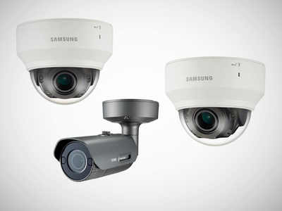 Samsung apuesta por el codec H.265 para sus nuevas cámaras de la serie Wisenet P