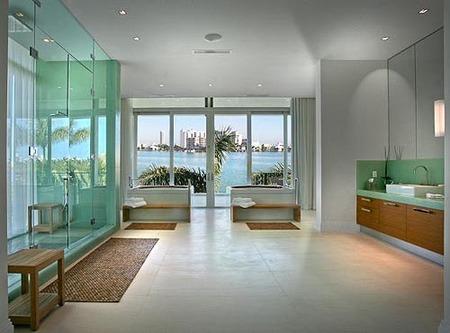 Casa de lujo en una isla privada de miami - Casas de lujo por dentro y por fuera ...