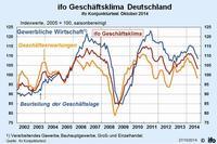 Economía alemana en picada, índice Ifo cae por sexto mes consecutivo