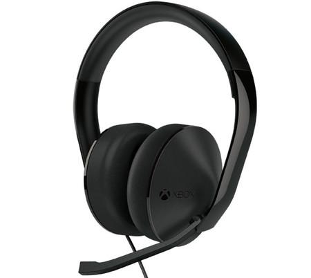 El Xbox One ya tiene listos en México sus audífonos estéreo y su adaptador para audífonos