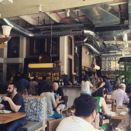 Flax&Kale, un restaurante flexitariano en Barcelona con un delicioso toque hipster
