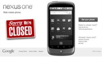Google recibe las últimas unidades de Nexus One para su tienda online